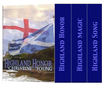 Highland series boxed set