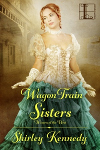 Cover_Wagon Train Sisters