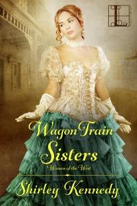 Cover_Wagon Train Sisters