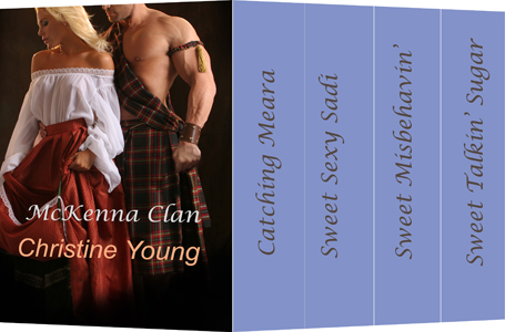 McKenna Clan Boxed Set