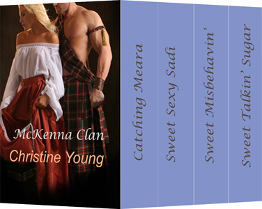 McKenna Clan Boxed Set copy